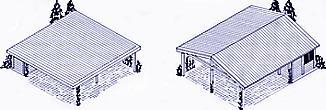 massiv carports konstruktionsdetails. Black Bedroom Furniture Sets. Home Design Ideas